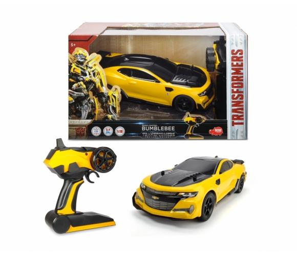 b08d793493f Dickie Toys Transformers puldiga juhitav suur Bumblebee – Laste-ja ...